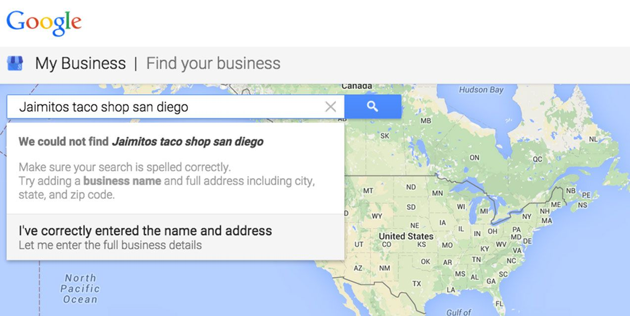 How to Add Your Business to Google maps step 5