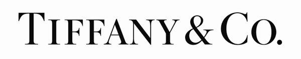 Serif typeface tiffany