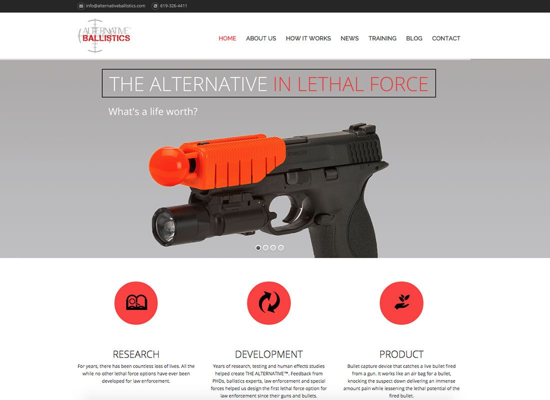 23 AlternativeBallistics