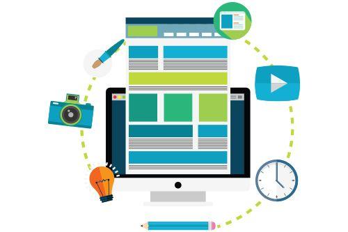 Visual Design & User Experience UX UI - San Diego Website Design Agency