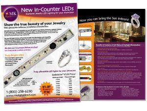 MK Digital LED lighting flyer
