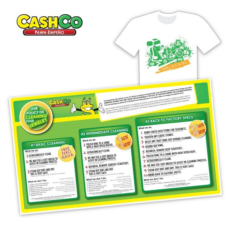 CashCo Poster