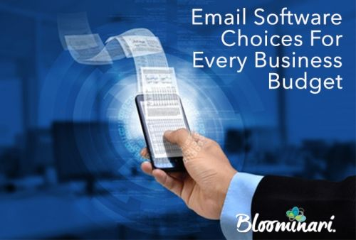 Email Software Choices For Every Business Budget