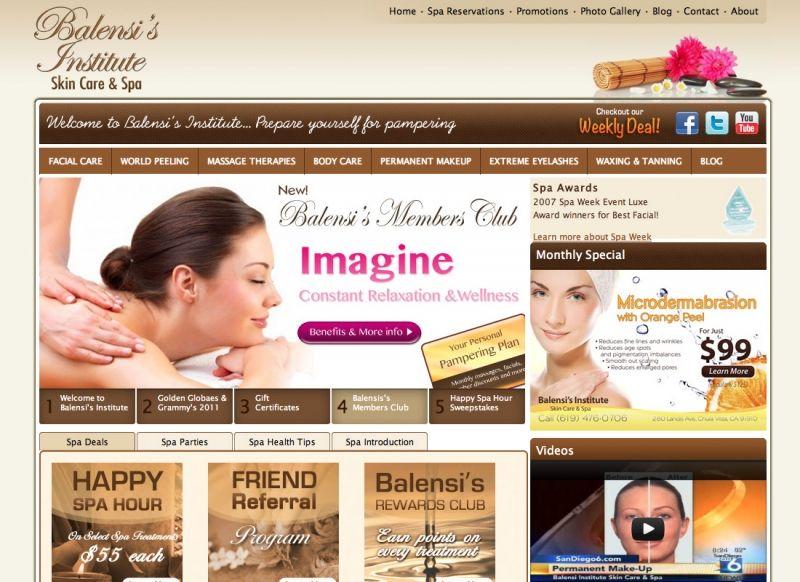 Balensi's Institute - Skin Care & Spa