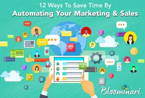 12 Ways to Save Time on Daily Sales & Marketing Tasks