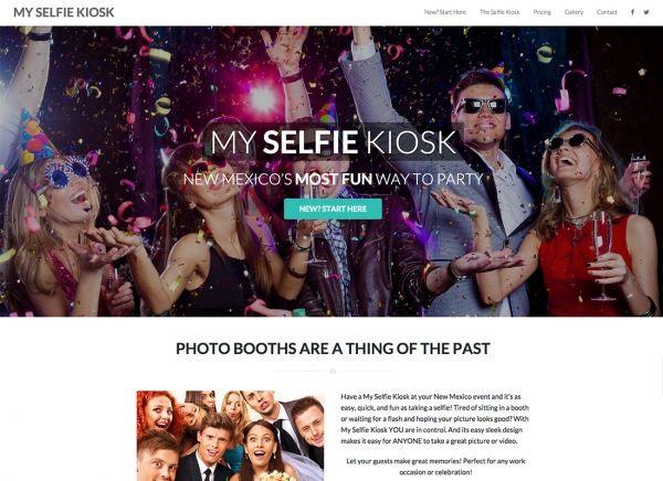 My Selfie Kiosk