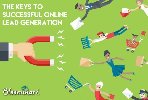 The Keys to Successful Online Lead Generation