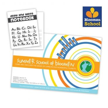 Bloomen School Flyer