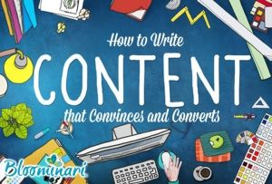 How to Write Content that Convinces and Converts