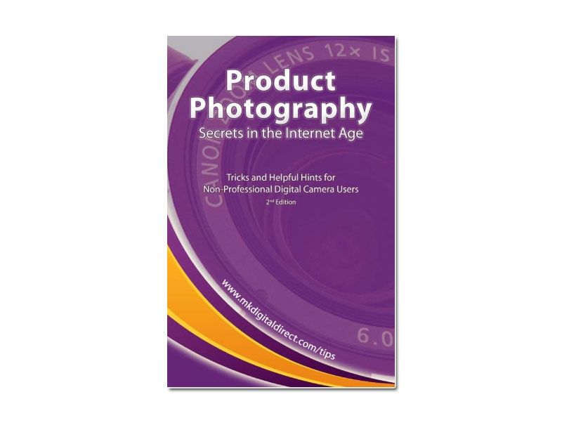 MK Product Photography Tips Booklet