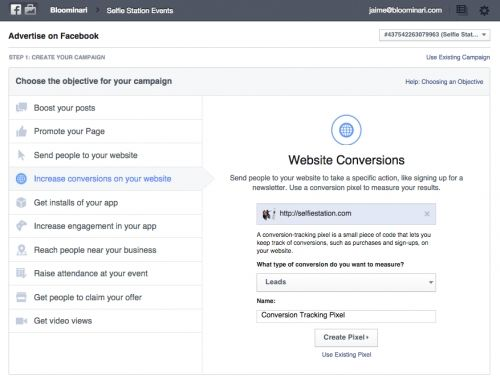 How To Set Up Facebook Conversion Tracking