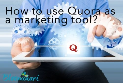 How to use Quora as a marketing tool