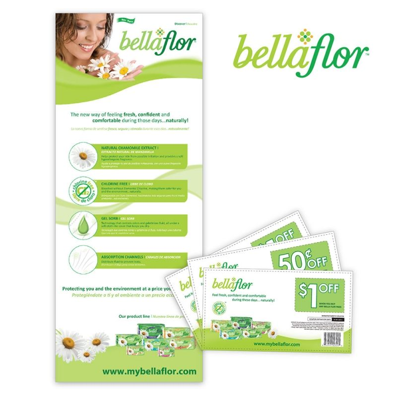Bella Flor Flyer & Coupons