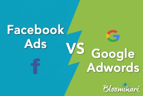 5 Key Differences Between Google AdWords and Facebook