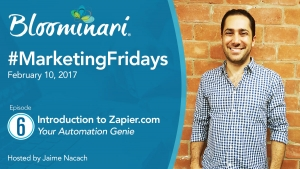Intro to Zapier.com (Marketing Automation Software). Ep6