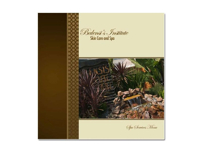 Balensi Spa Brochure 2010