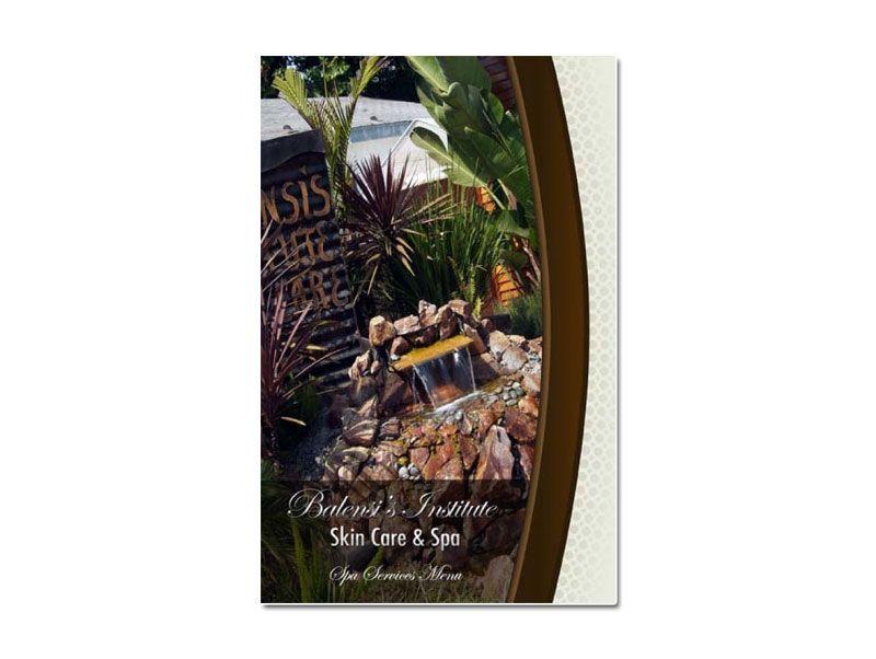 Balensi Spa Brochure