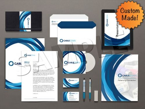 Basic Corporate Branding & Identity Package