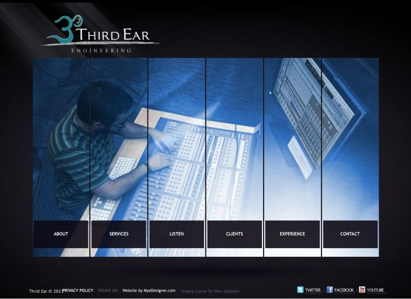 Third Ear Engineering Website
