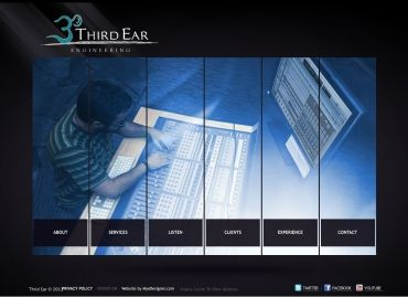 Third Ear Engineering Website