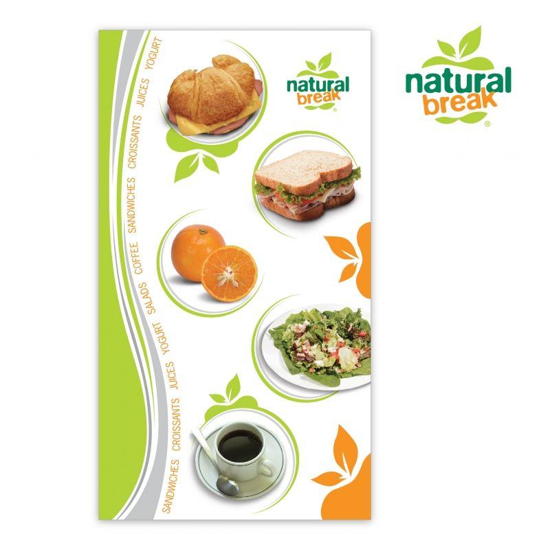 Natural Break Poster