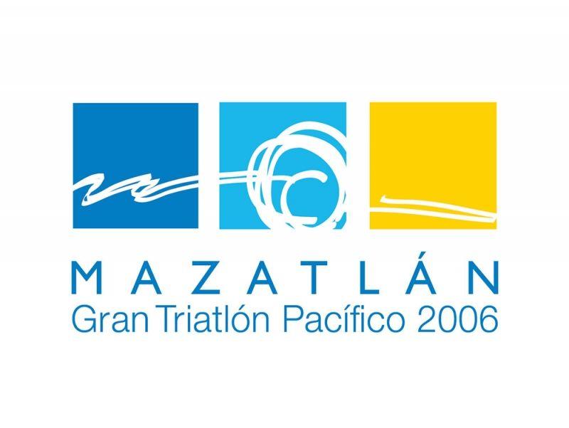 Mazatlan - Triatlon Logo