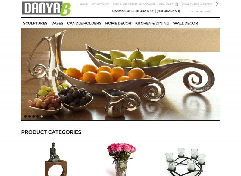 Danya B E-Commerce Online Store