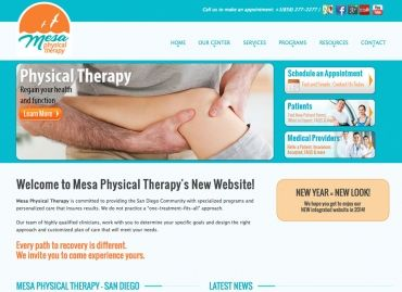 Mesa Physical Therapy - San Diego