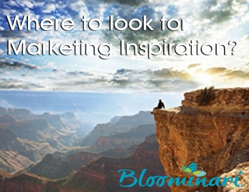 Where to Look for Marketing Inspiration