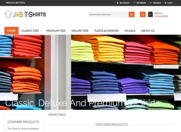 J&S T-Shirts