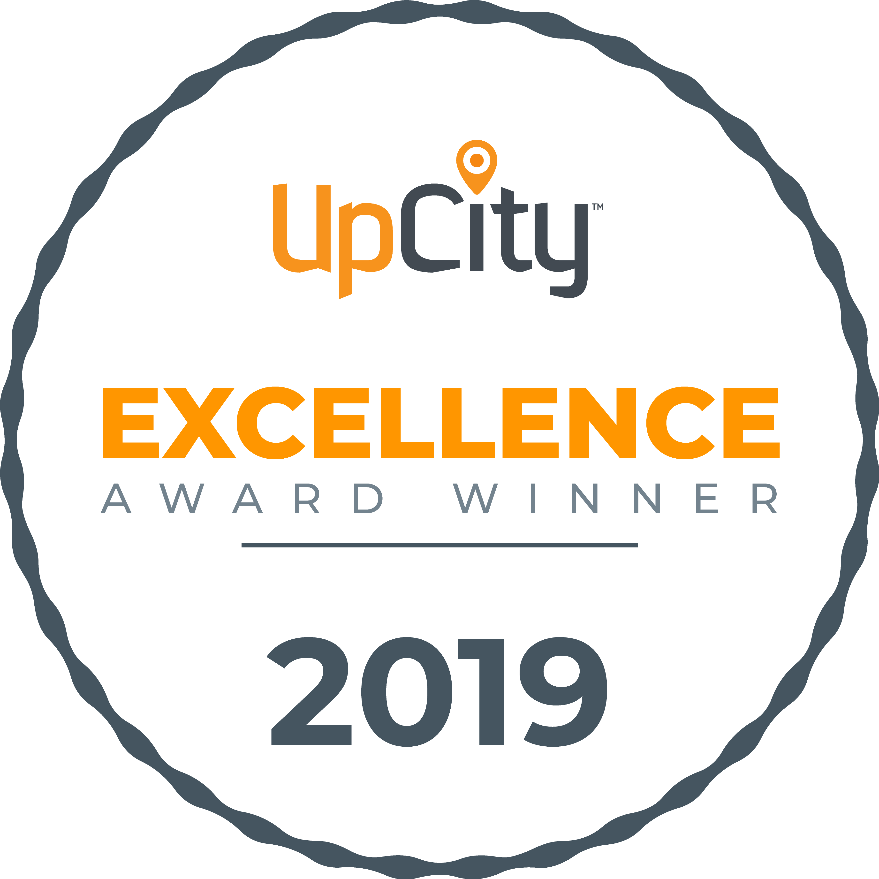 UpCity Excellence Award for Bloominari