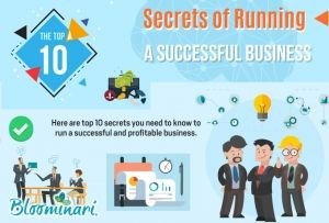 The Top 10 Secrets of Running a Successful Business