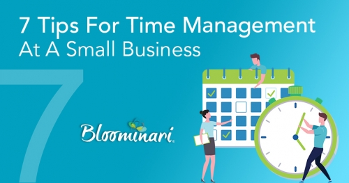 7 Tips For Time Management At A Small Business