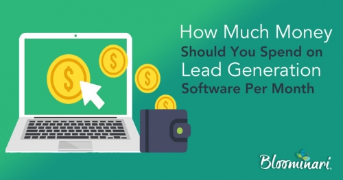 How to Determine How Much Money to Spend on Lead Generation Software Per Month