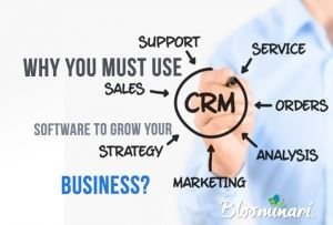 Why you must use CRM software to grow your business