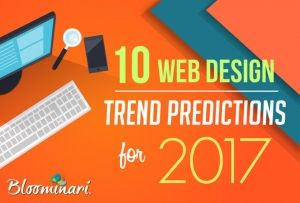 10 Web Design Trends & Predictions For 2017 (Infographic)