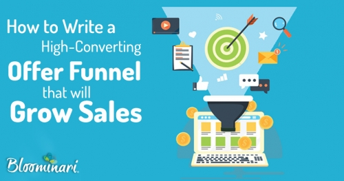 How to Write a High-Converting Offer Funnel That Will Grow Sales
