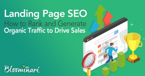 Landing Page SEO: How to Rank and Generate Organic Traffic to Drive Sales