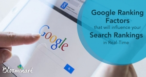 5 Google Ranking Factors That Will Influence Your Search Rankings in Real-Time