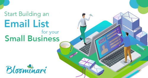 How to Start Building an Email List for Your Small Business